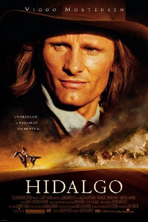 "Inspired by the hat made by Baron Hats and worn by Viggo Mortensen in ""Hidalgo"""