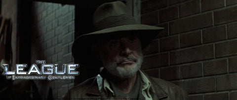 """Inspired by the majestic hat worn by Sean Connery as the character of """"Allan Quartermain"""" in """"The League of Extraordinary Gentleman"""""""
