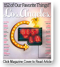 LA MAG BEST HAT REPAIR