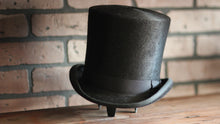 Load image into Gallery viewer, Vintage Inspired-Long Fur Top Hat