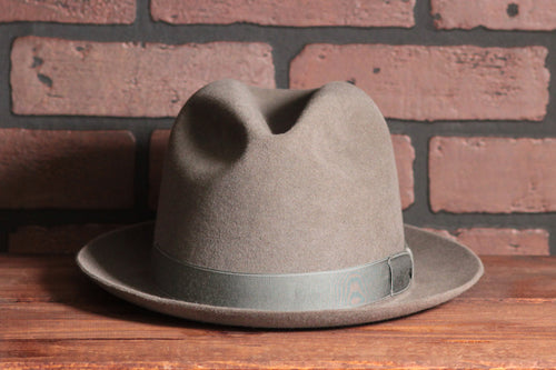 Inspired by the English Trilby-style hat worn by Sean Connery in Dr. No.