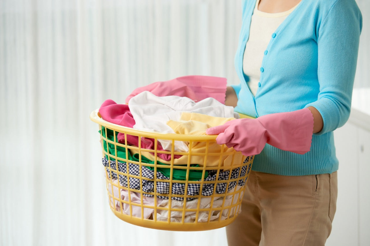 A Huge mistake that we do when we do laundry and threatens health ... A textile expert warns