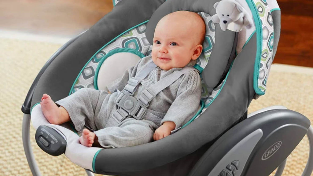 Graco Baby Swing - baby tech products - Upalotkids