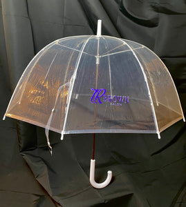 TR Brown Salon Umbrella