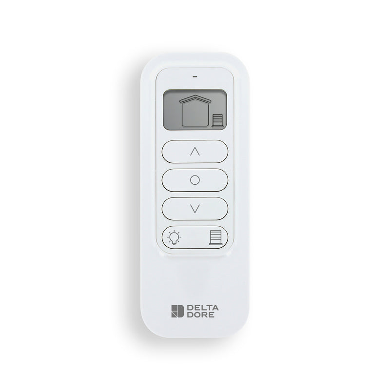 Advanced remote control for lighting & openings - Tyxia 1712