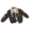 Boeing Brown Bomber Jacket