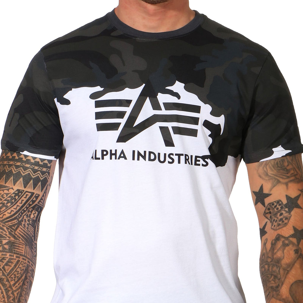 Alpha Lost Camo Short Sleeve (MC) T 196505