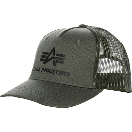 Alpha Basic Trucker Cap 186902