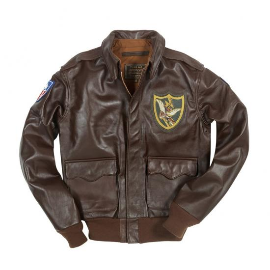Cockpit Bomber Jacket A-2 Flying Tigers