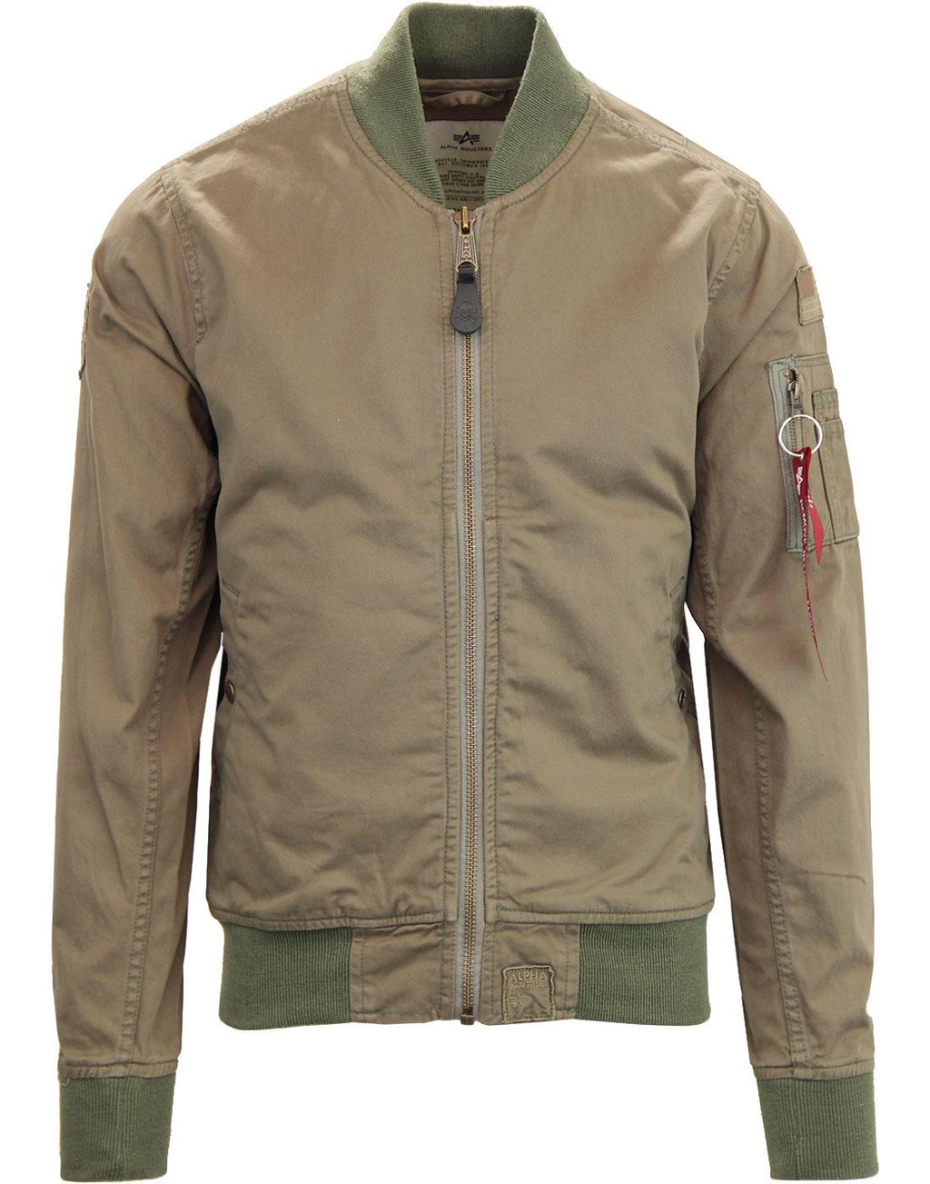 Bomber Jacket Ground Crew II