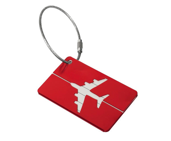 Luggage Tag Aluminium Alloy