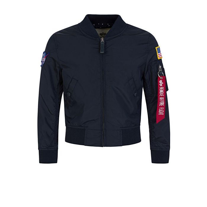Alpha Bomber Jacket MA-1 TT NASA Youth 176701