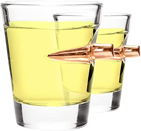 .308 Shot Glass set of 2