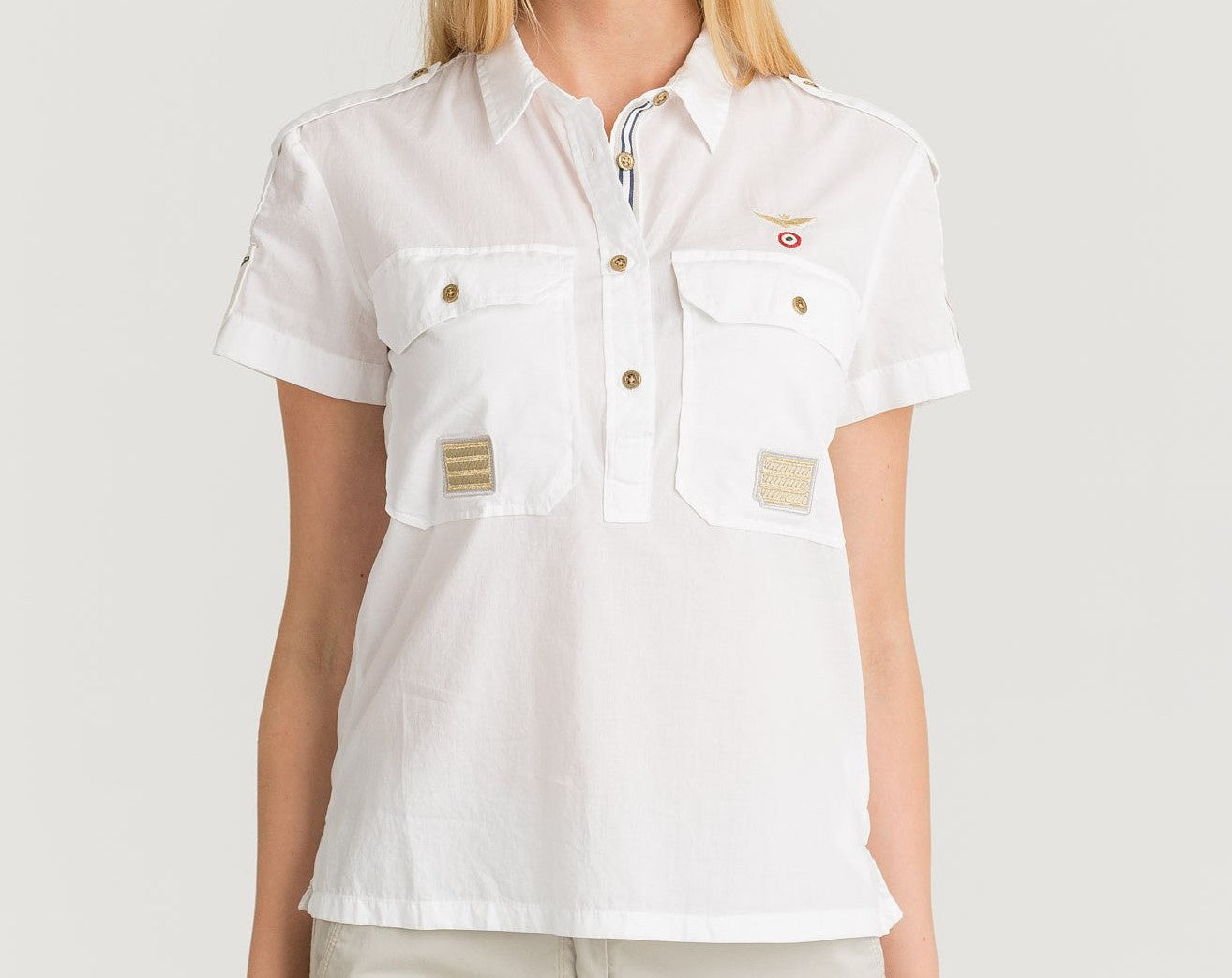 Shirt Short Sleeve CA1107