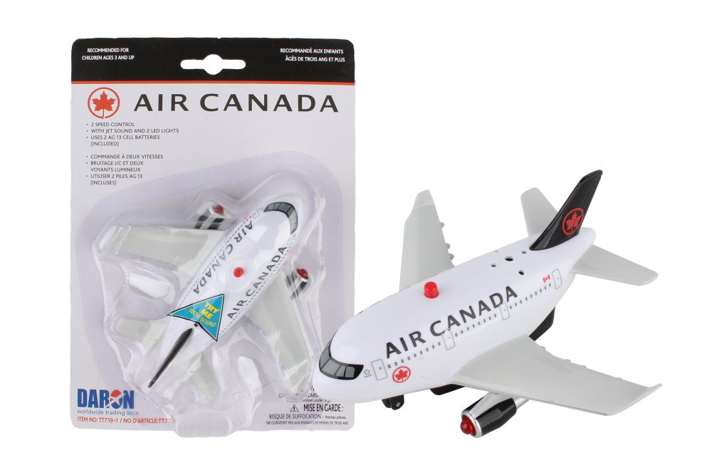 AIR CANADA Pull Back