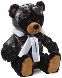 Boeing Aviator Bear (Large)