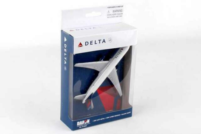 DELTA AIRLINES Boeing 777-200ER single plane