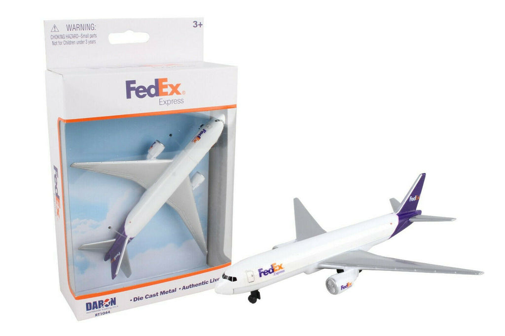 FedEx Airbus A300F4-600 single plane