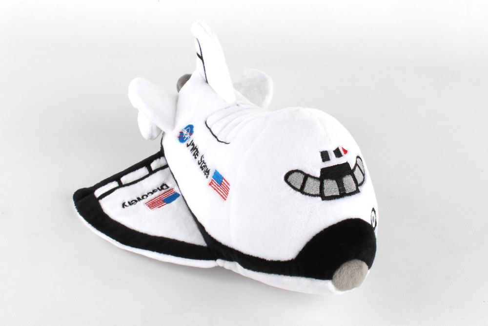 NASA Space Shuttle Plushy