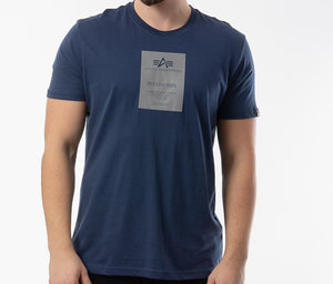 T-Shirt reflective label T (MC) 126501