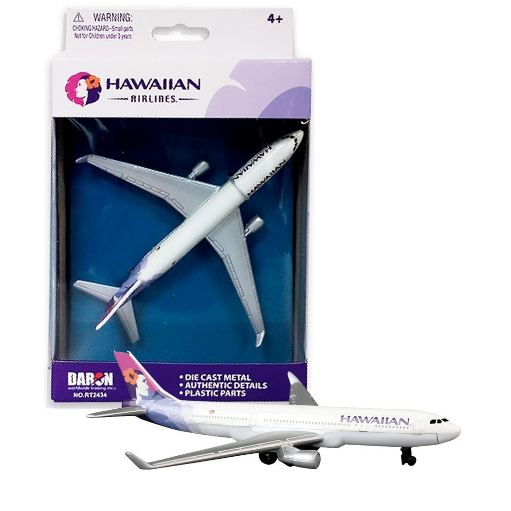 HAWAIIAN AIRLINES Airbus A330-200 single plane