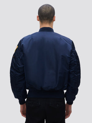 Bomber Jacket Man MA-1 VF NASA