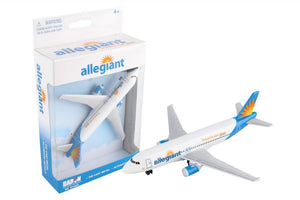 ALLEGIANT AIR Airbus A320-200 single plane