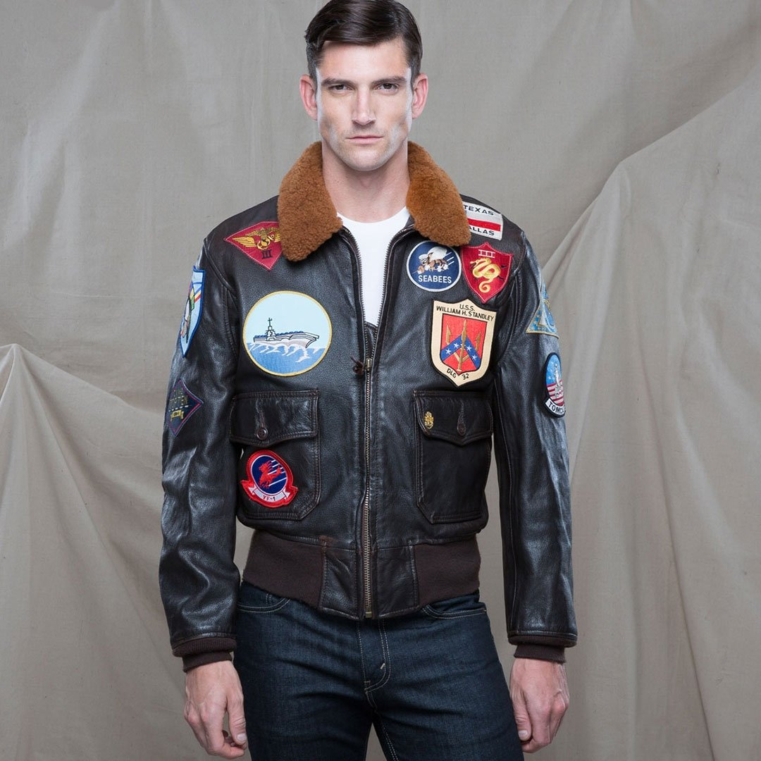 Top Gun Jacket Z201036TW