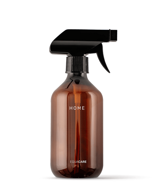 EQUA CARE spray bottle for home cleaning with minimalistic design and made of recycled plastic.