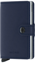 Secrid - Miniwallet Original Navy טען תמונה לגלריה
