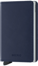 Secrid - Slimwallet Original Navy טען תמונה לגלריה