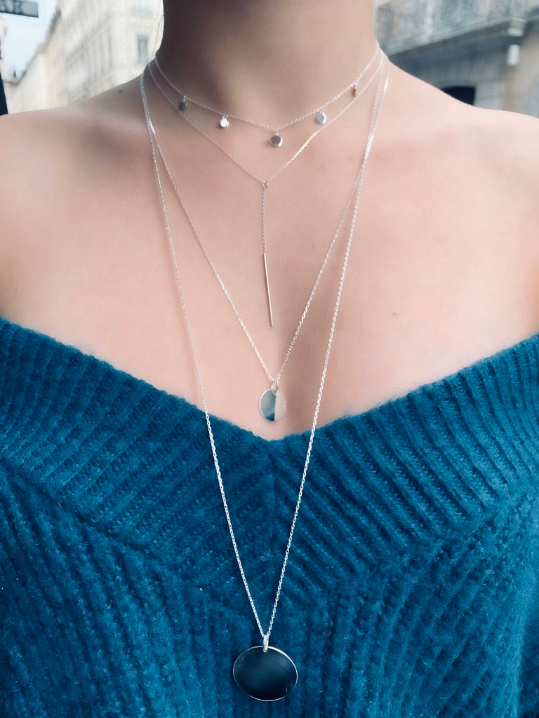 Collier finesse