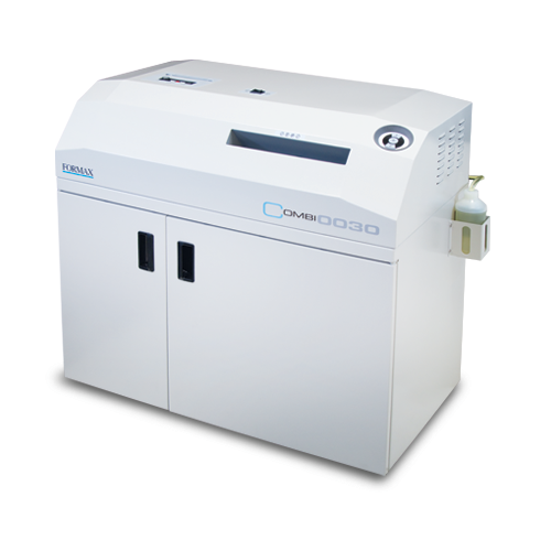 Formax 0030 High Security Paper / Optical Media Shredder Combi