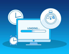 Site loading speed
