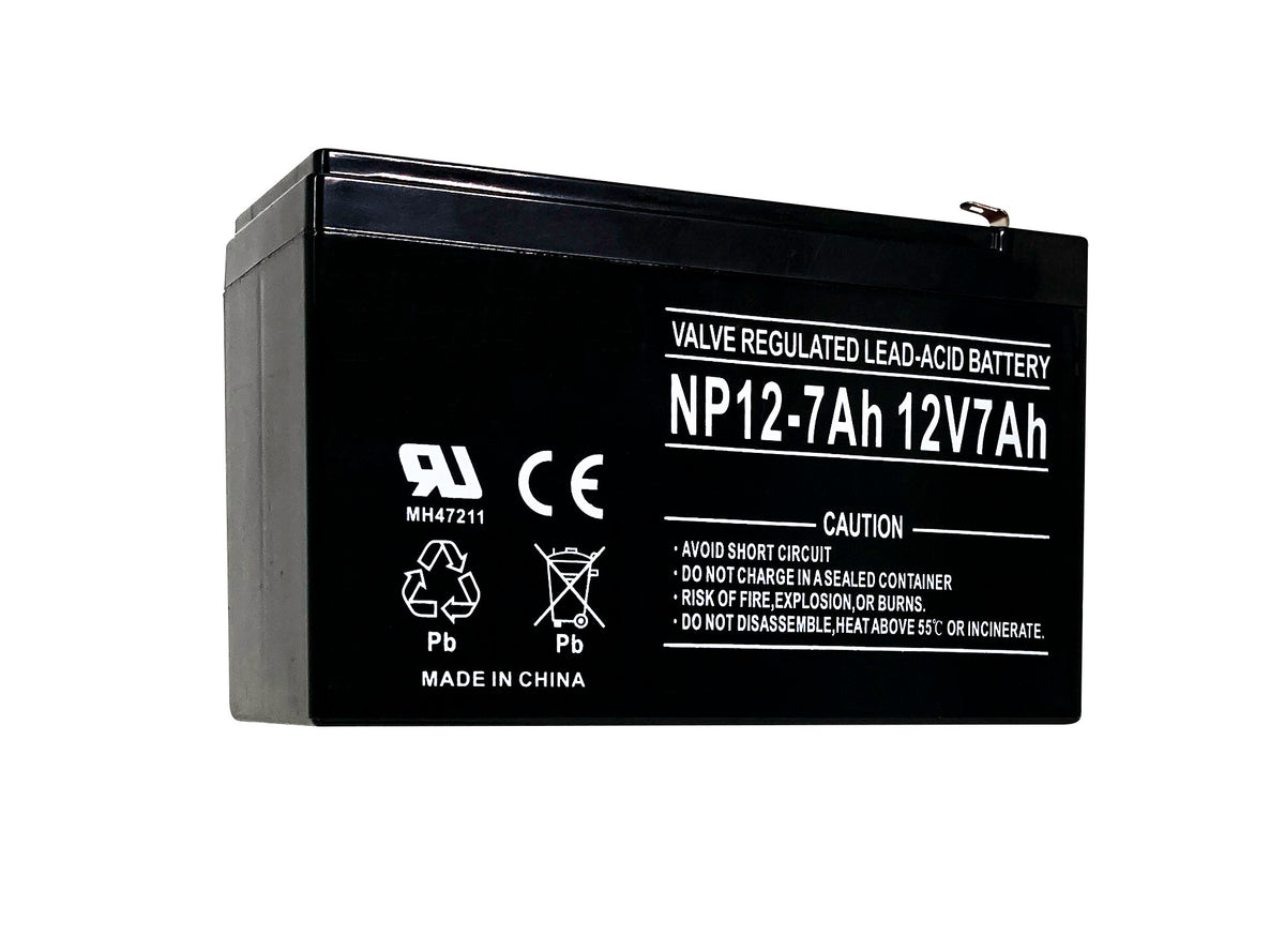 12-Volt Multi-Use Sealed <br> Lead Acid Battery