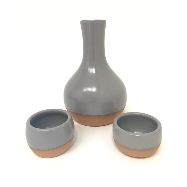 Sake Set with Tray