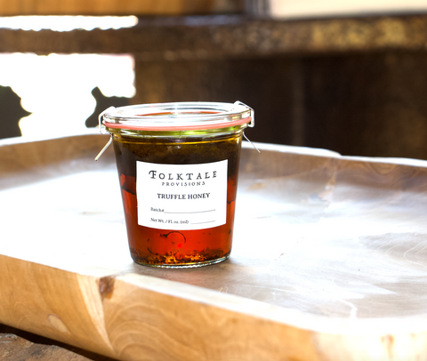 Organic Truffle Honey