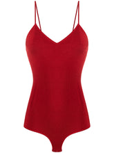 Load image into Gallery viewer, Bodysuit - Red