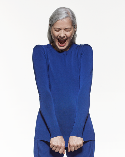 Long Sleeve Prime-layer - Blue