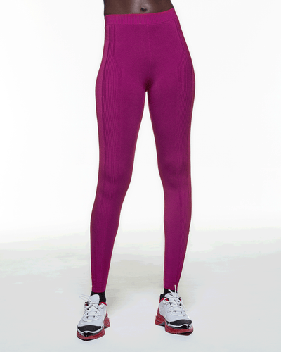 Prime-layer Legging - Fuchsia