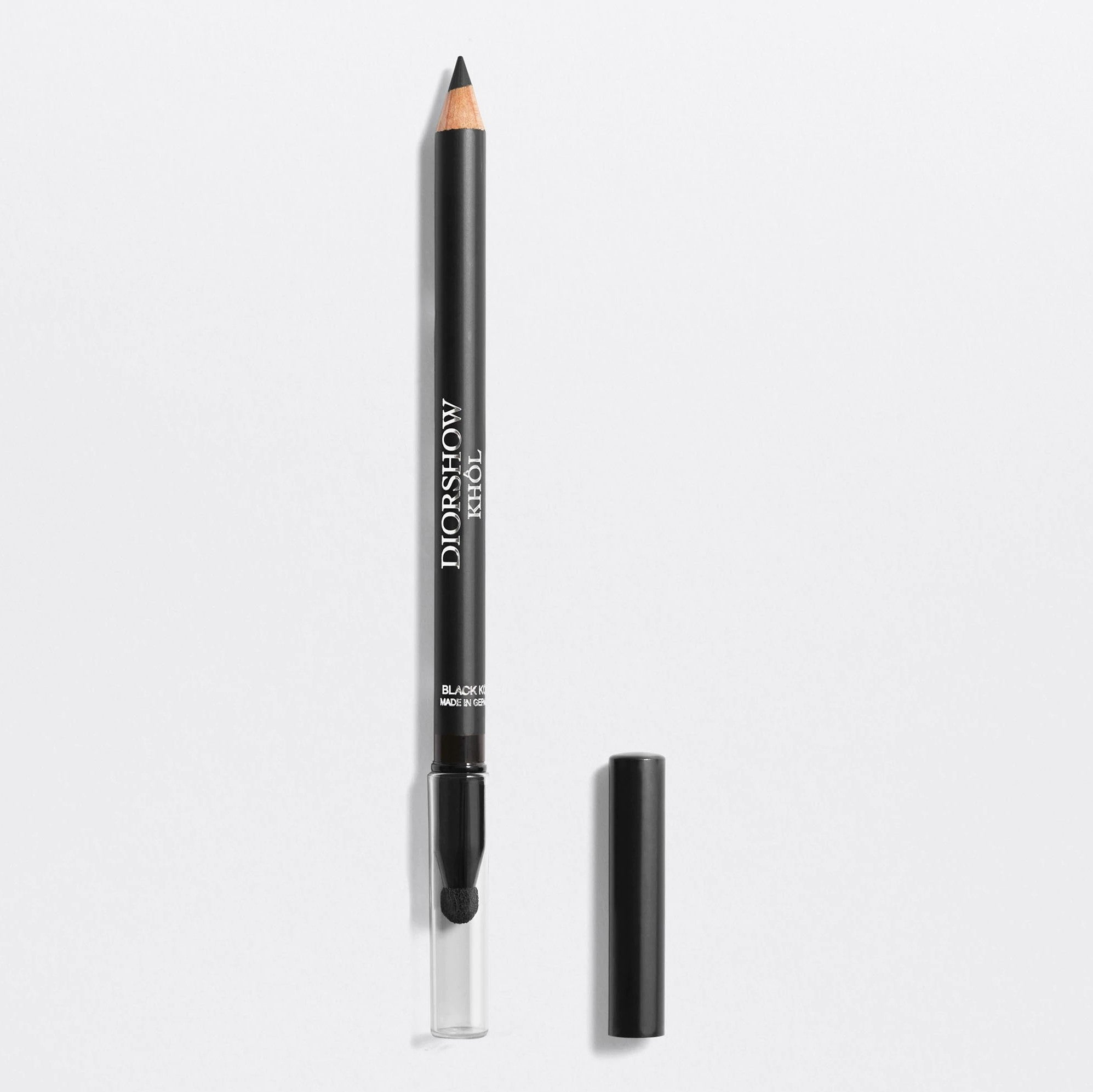DIORSHOW KHÔL ~ High intensity pencil waterproof hold with blending tip and sharpener