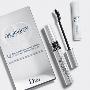 DIORSHOW ICONIC OVERCURL ~ Exclusive Makeup Set: Mascara and serum-primer set