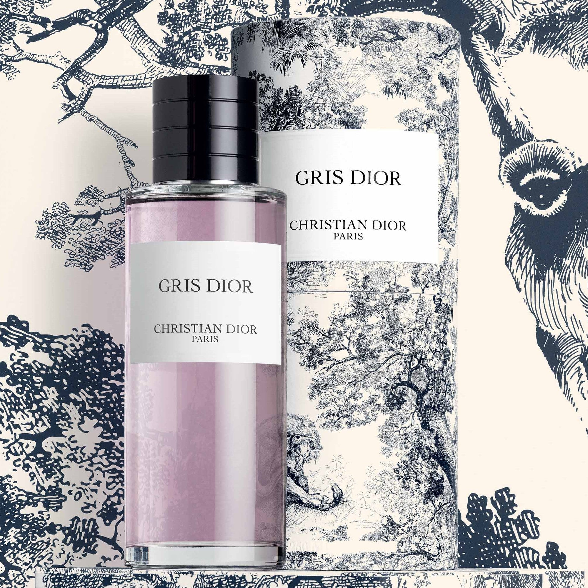 GRIS DIOR - TOILE DE JOUY LIMITED EDITION ~ Fragrance
