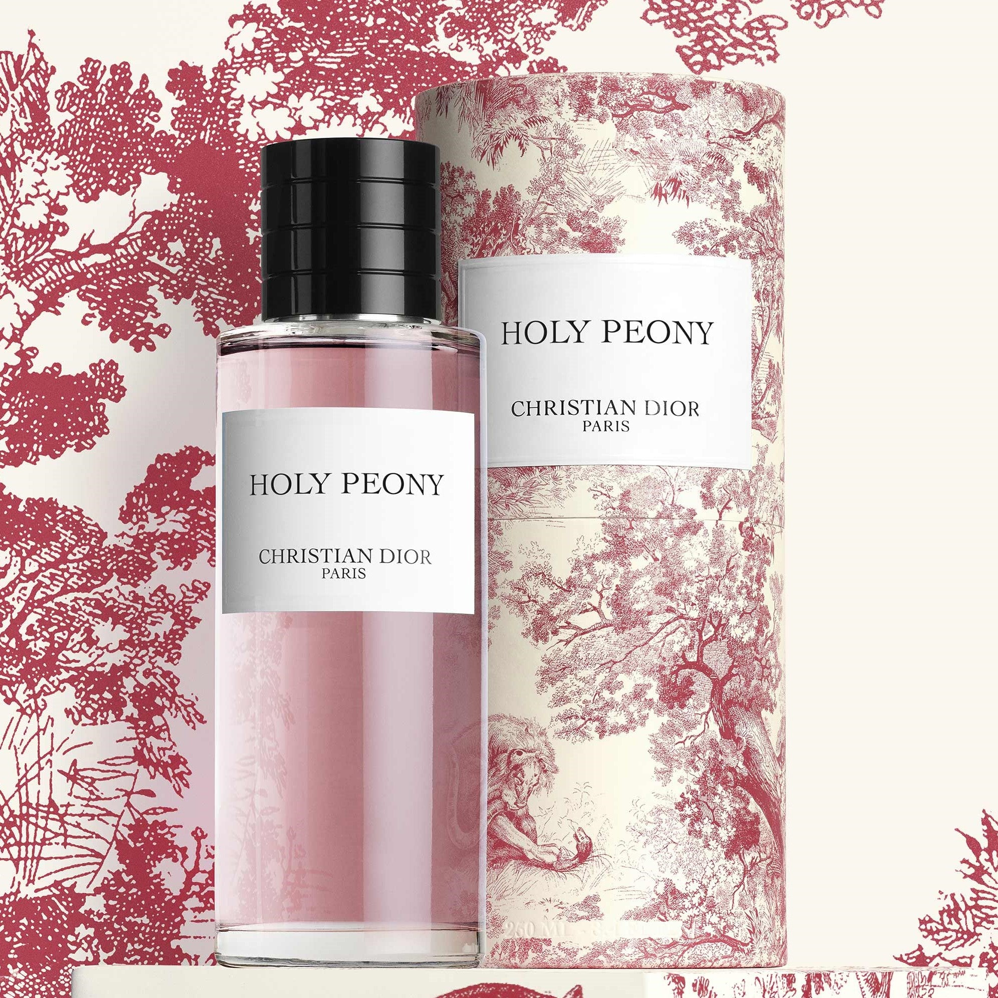 HOLY PEONY - TOILE DE JOUY LIMITED EDITION ~ Fragrance