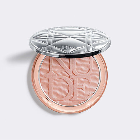 DIORSKIN NUDE LUMINLIZER - SUMMER DUNE COLLECTION LIMITED EDITION ~ Highlighter - Ultra-Sparkling Glow Powder - Shimmering Pigment-Infused