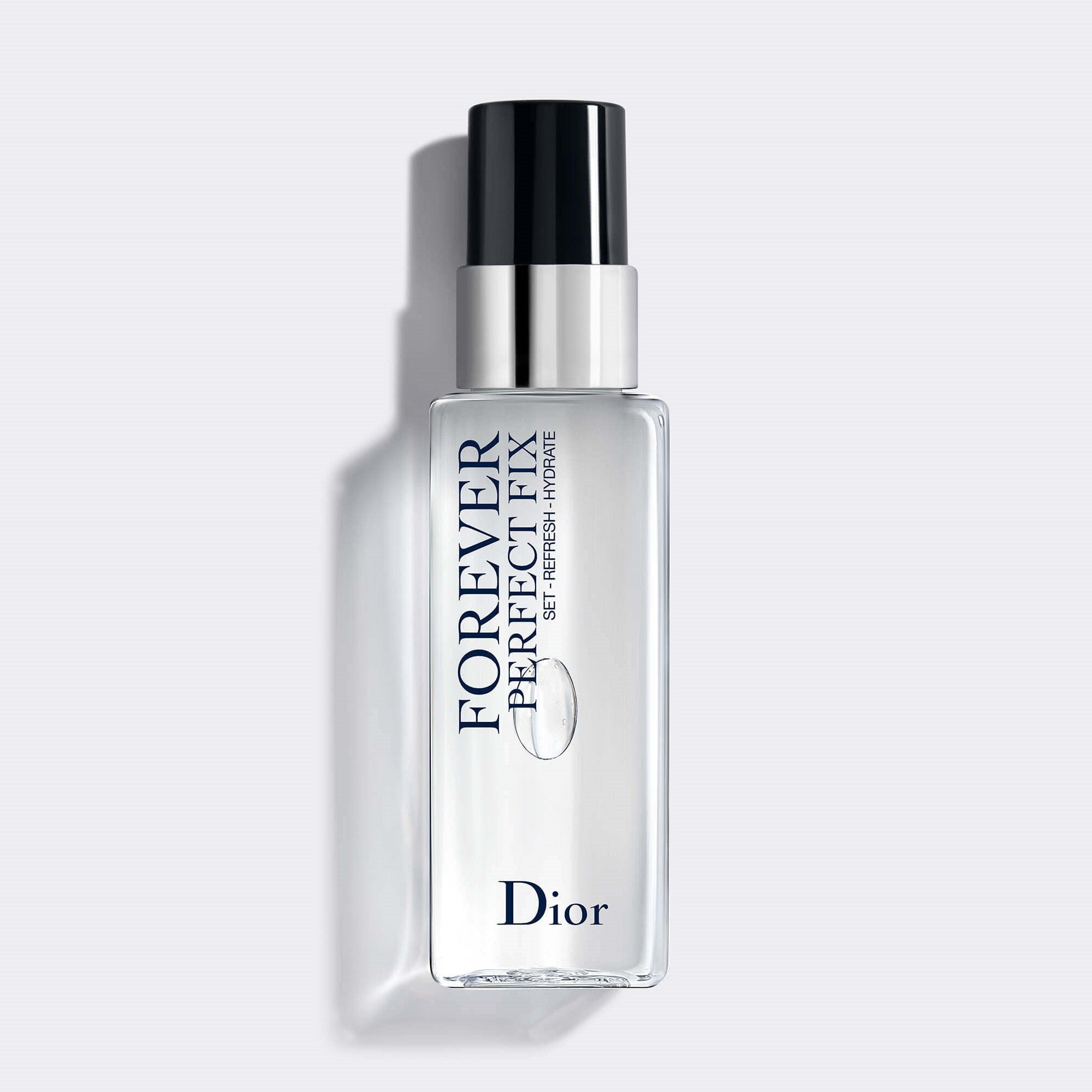 DIOR FOREVER PERFECT FIX ~ Face Mist - Makeup Setting Spray - Longwear & Instant Hydration