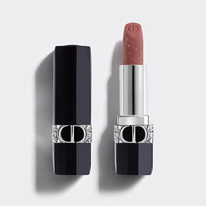 ROUGE DIOR - STAR EDITION LIMITED EDITION ~ Jewel Lipstick - Engraved Stars Motif - Velvet & Metallic Finishes