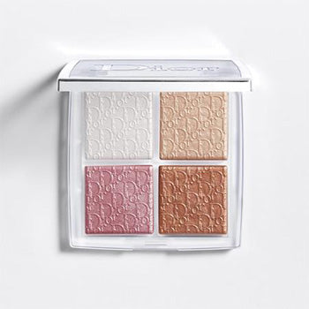 DIOR BACKSTAGE GLOW FACE PALETTE ~ Professional performance - pure shimmer, blendable - highlight & blush