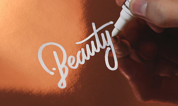 Basic Hand Lettering Practice That You Need To Know