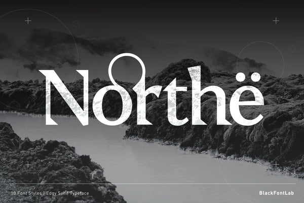 Northe Typeface (Free Version)